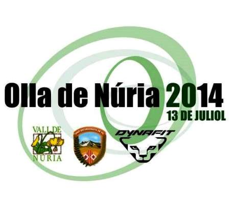 Olla de Nuria 2014 logotipo