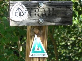 Colorado Trail en Leadville. Foto: Mayayo