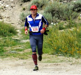 Brooks cascadia 5 en leadville 100 miles 2010
