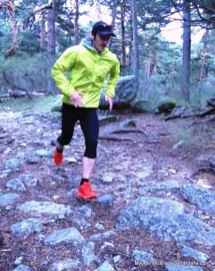 Haglofs Trail Runnin: Tito Parra disputará los 92k