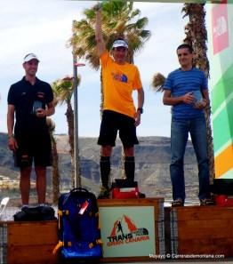 Seb Chaigneau campeón Transgrancanaria 2013, doblete tras 2012