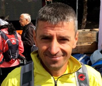 Nemeth Csaba, 25 años compitiendo en la élite del trail running