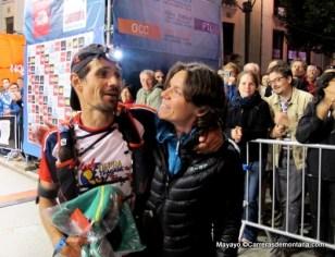 Javier Bodas, sexto en meta TDS2014