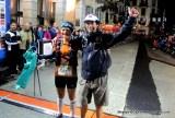 Toti Bes y Tina Bes, dos podios en UTMB14.