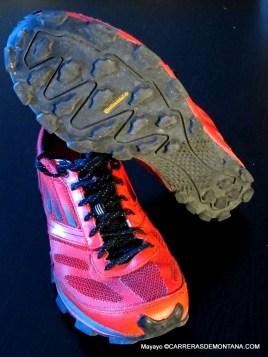 Zapatillas Adidas trail Adizero XT4 2013