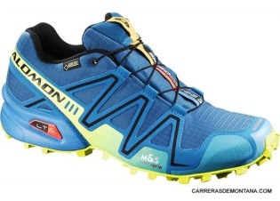 Zapatillas Salomon speedcross 3 gtx