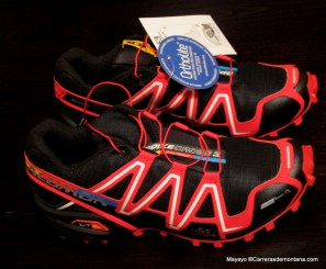 zapatillas salomon spikecross 3 CS foto mayayo