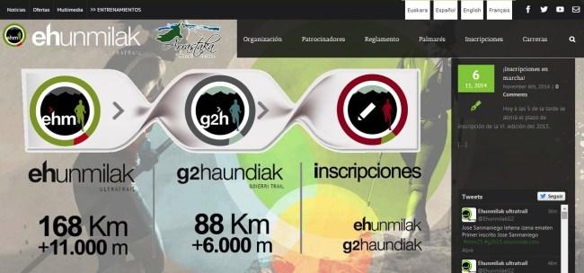 Ehunmilak 2015 Nueva web