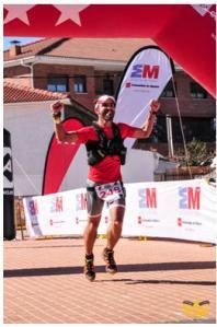Mochila trail INOV8 Race Ultra Vest: Meta en 26k La Cabrera