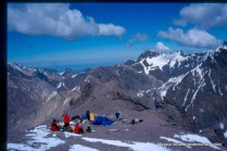 campo alaska 4700m