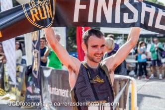 David López Castán campeón de la Transmallorca Run 2014.