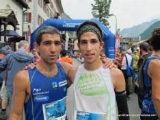 Jokin Lizeaga y Pablo Villa en Matterhorn Ultraks 2013