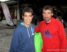 Pablo Villa y Luis Alberto Hernando en Matterhorn Ultraks 2013