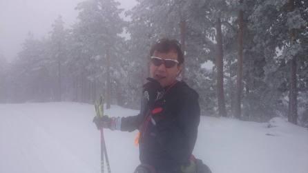 Nutrición Deportiva:  El esquí de fondo consume aún más energía que la carrera de montaña.