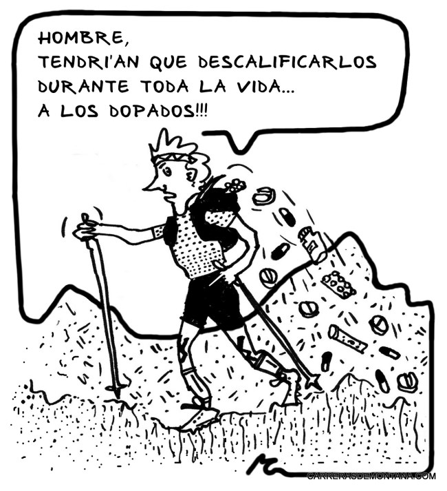 Trail running: La tribu corremontes.