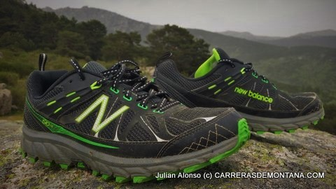zapatillas trekking new balance