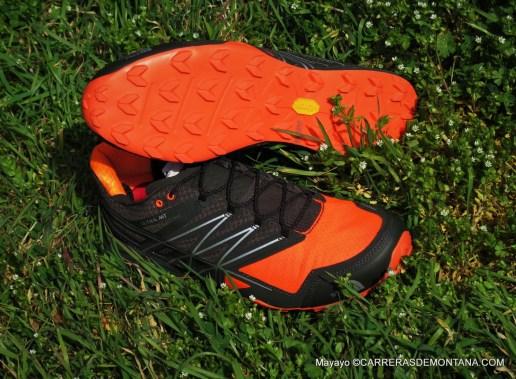 Zapatillas The north face MT ultra