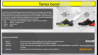 Adidas Terrex Boost