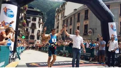 Luis Alberto Hernando campeón del mundo foto @ENDU_MAG