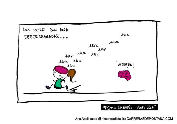 Trail Humor TrailViernes en Carrerasdemontana.com Ultreras