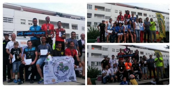 Final LRU 2015: Premiados por categorías.