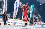 Laura Orgué campeona vertical race Fontblanca esqui de montaña