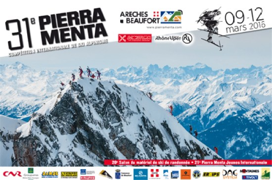 Pierra Menta 2016 cartel