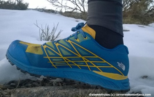 zapatillas tnf ultra endurance trail running shoes (5)