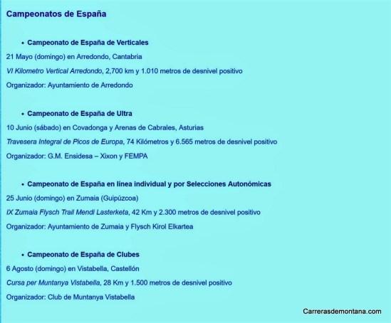 calendario-carreras-montana-2017-fedme-campeonatos-de-espana