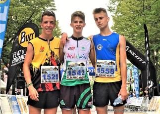 Campeonato españa 2017 cadetes Nico Molina oro Arnau cases plata