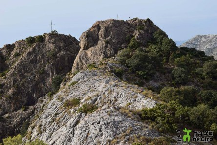 Calendario Carreras Montaña Andalucia 2018 recomienda Ivan Vivo 3 tajo negro