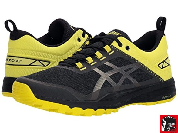 asics gecko xt zapatillas trail running 3