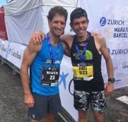 maraton barcelona 2018 pau capell 2.29 y marcel zamora