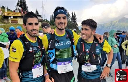 Infinite trails 2018 etapa prologo