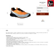 merrell agility peak flex 3 review ficha técnica oficiall tech specs (Copy)