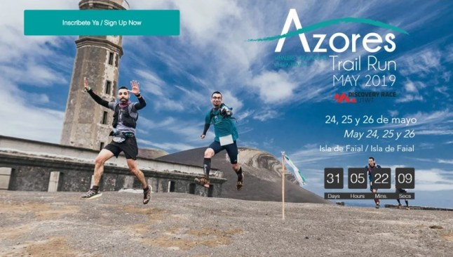 Azores trail run 2019 fotos