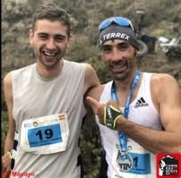 transvulcania 2019 luis alberto hernando y daniel osanz kilometro vertical