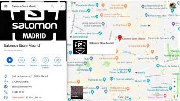 tienda salomon madrid salomon brand store fuencarral 11 2