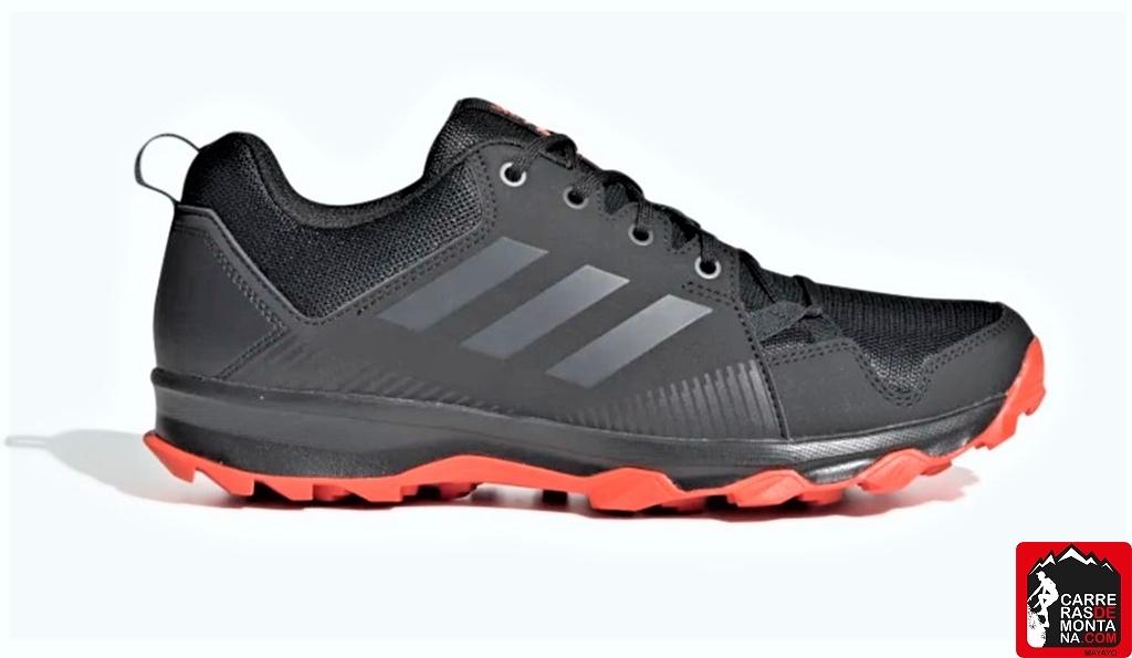 Adidas Tracerocker (310grDrop10mm): Zapatilla trail para
