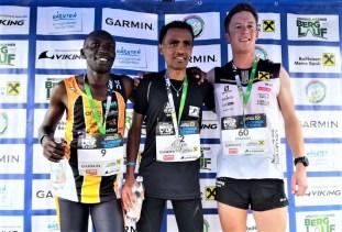 Grossglockner mountain running world cup 2019 wmra carreras de montaña podio masculino