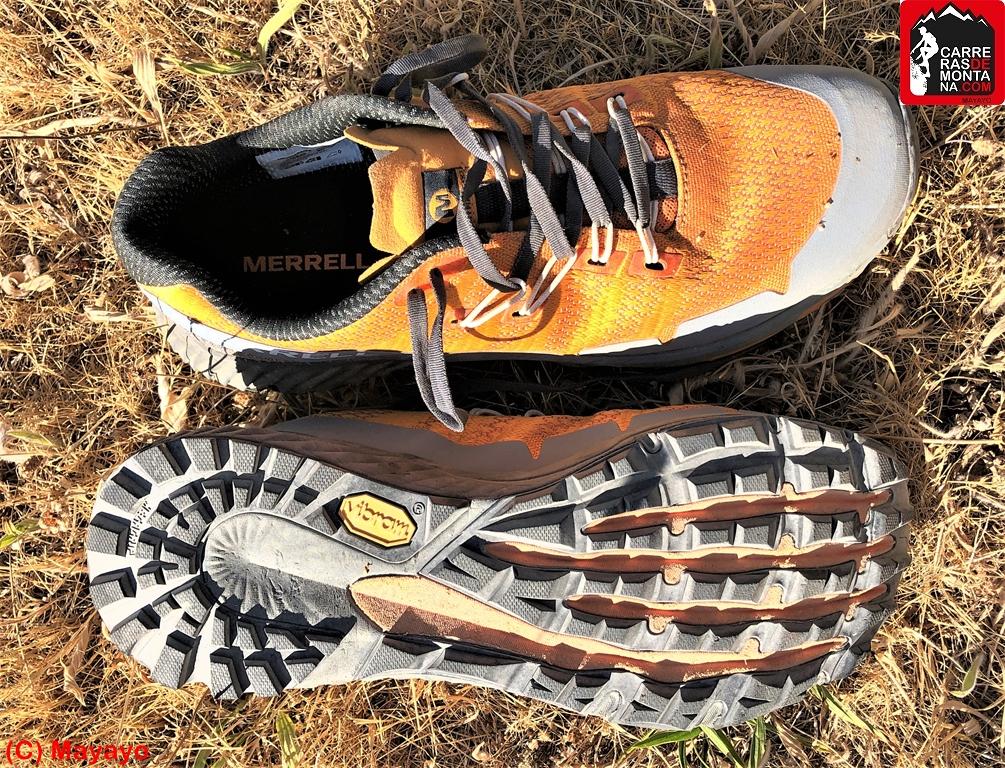 zapatos merrell origen argentina