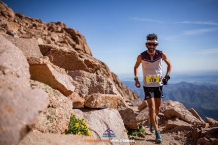 pikes peak marathon 2019 salomon españa artiz egea