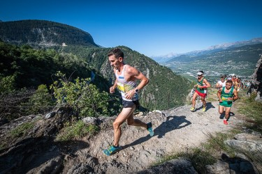 andy douglas world mountain running cup 2019 leader