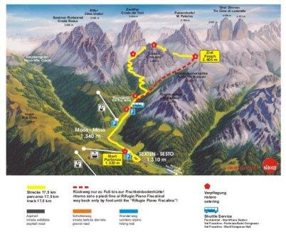 drei zinnen berglauf alpine run wmra world cup 2019
