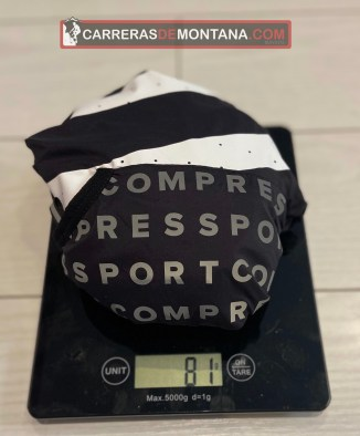 compressport ultrun S-pack mayayo peso