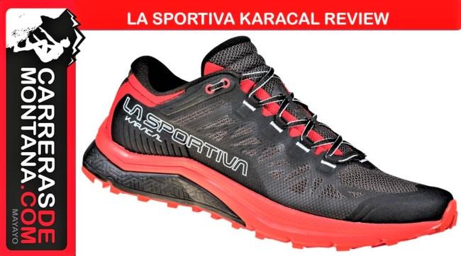 La Sportiva Karacal review CARATULA