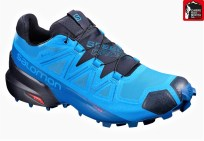 salomon speedcross 5 gtx blue (Copy)