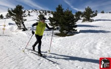 esqui de fondo madrid ruta pico del nevero navafria (100)
