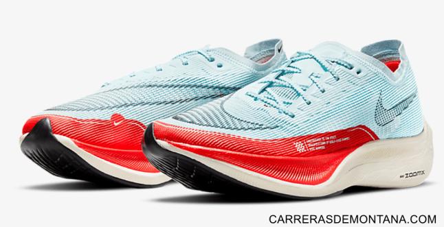nike zoom vaporfly next 2 zapatillas running competicion placa de carbono 6 (Copy)