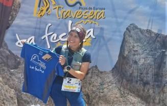 Manuel Merillas, record Travesera Picos 2021. Foto: Mayayo